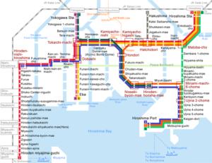 JR, JR Rail Pass, Hiroshima, Metro, Subway, Japan, Diapers on a plane, DiapersONAPLANE, traveling with kids, family travel, rush hour japan