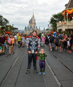 Halloween, Mickey's Not So Scary Halloween Party, Mickey Mouse, Walt Disney World, Family Travel, Traveling with kids, diapersonaplane, Diapers On A Plane