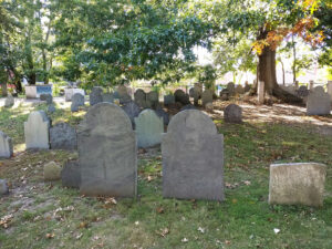 Old Burying Point Cemetery, Salem, Massachusetts, Halloween, Haunted, Witch City, Salem Witches, Hanging Tree, Hanging Judge, Tombstones, Diapersonaplane, Diapers on a plane, creating family memories, family travel