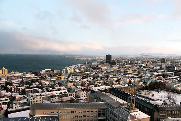 Hallgrímskirkja, Views, Christmas in Iceland, celebration, Christmas, Scandinavia, Iceland, Reykjavik, Ice, Snow, diapersonaplane, diapers on a plane, creating family memories, family travel, traveling with kids,