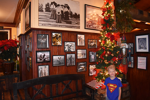 Miller's Seawall Grill, Galveston, Texas, Seafood, Best Restaurant in Galveston, diapersonaplane, Diapers on a Plane, creating family memories, family travel, traveling with kids, Fish Tacos, Award Winning Desserts