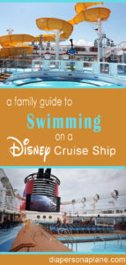 Disney Cruise, Disney Cruise Pools, Disney Pools, Disney Swimming, Disney Wonder, Disney Magic, Disney Fantasy, AquaDunk, AquaDuck, Goofy Pool, Mickey Pool, Splash Pad, diapersonaplane, Diapers on a plane, traveling with kids, family travel, creating family memories