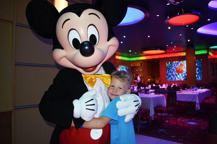 11 Major Differences Between Disney Cruise Ships   Comparing Disney's Cruise Ships Magic and Wonder to the Fantasy and Dream, Mickey Mouse, Animator's Palate, diapersonaplane, diapers on a plane, creating family memories, traveling with kids, family travel