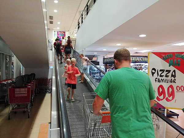 Grocery Shopping in Mexico, MEGA Soriana, Playa del Carmen, Culture in Mexico, Chedraui, diapersonaplane, diapers on a plane, family travel, traveling with kids, creating family memories