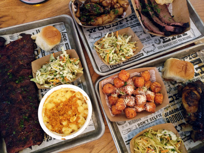 Polite Pig, Disney Springs, Walt Disney World, Disney Dining Plan, family travel, traveling with kids, creating family memories, diapers on a plane, diapersonaplane