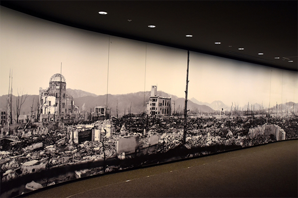 Peace Memorial Museum, Peace Memorial Hall, Atomic Bomb Hiroshima, Hiroshima, Aftermath of Atomic Bomb dropped on Hiroshima, traveling with kids, family travels, creating family memories