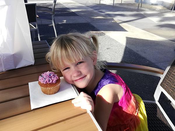 Erin McKenna's Bakery NYC, Disney Springs, Orlando, Florida, Gluten Free Bakery, traveling with kids, family travel