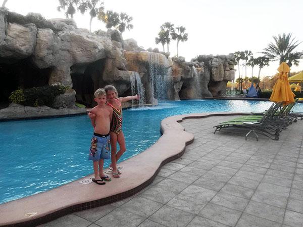 Hyatt Regency Grand Cypress Resort, family hotel, orlando, florida, walt disney world, vacation, traveling with kids