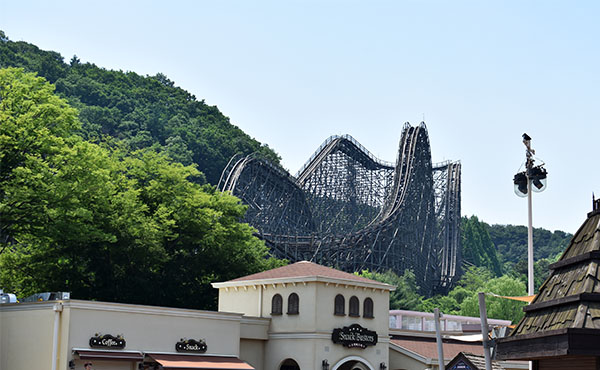 T-Express at Everland in South Korea
