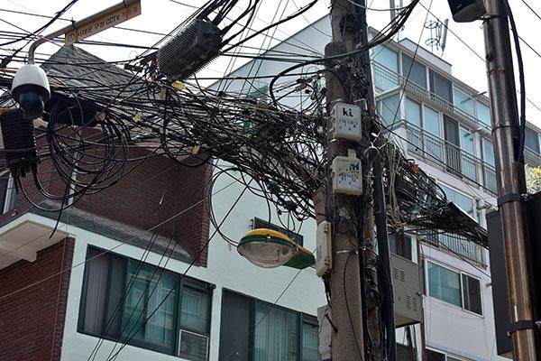 Streets of Seoul, South Korea