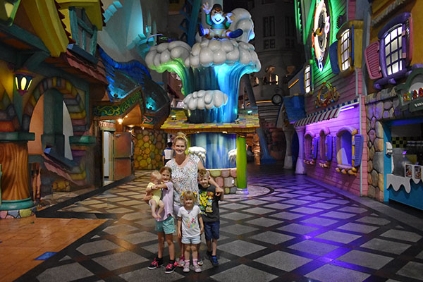Lotte World Kids Playground