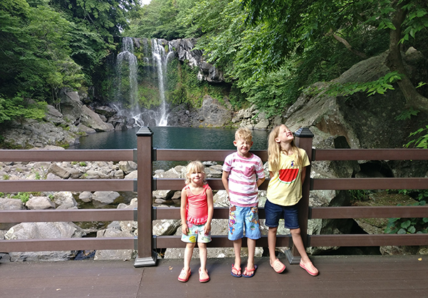 A Perfect Family Day on Jeju Island